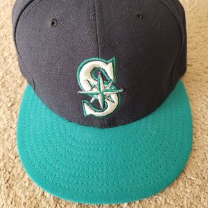 Seattle Mariners new era fitted